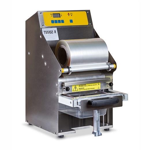 Stroj za pakiranje u posudice TSS 102 - R