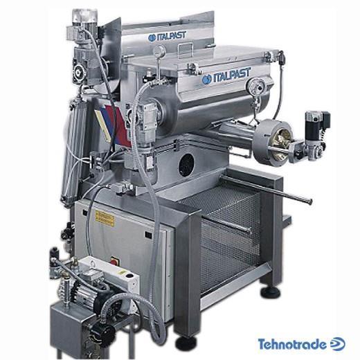 Extruder MAC180VR kapacitet 160-200 kg