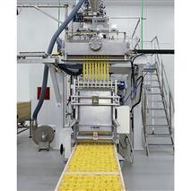 Stroj za proizvodnju gnijezda tjestenine