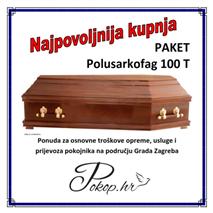 Package - Semi-sarcophagus 100 T