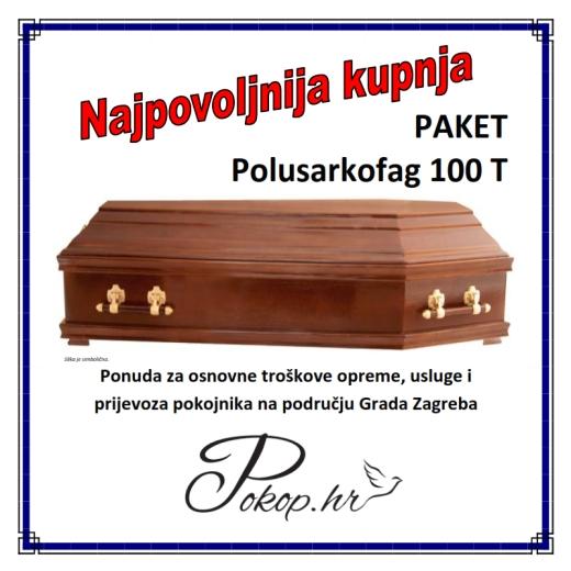 Paket - Polusarkofag 100 T