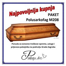 Package - Semi-sarcophagus M208