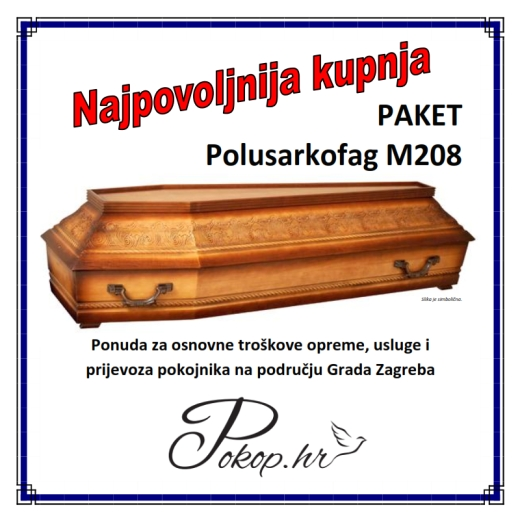 Paket - Polusarkofag M208