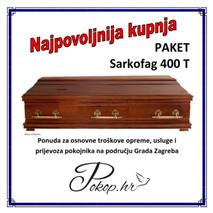Paket - Sarkofag 400 T