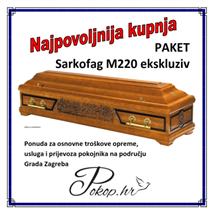 Paket - Sarkofag M220
