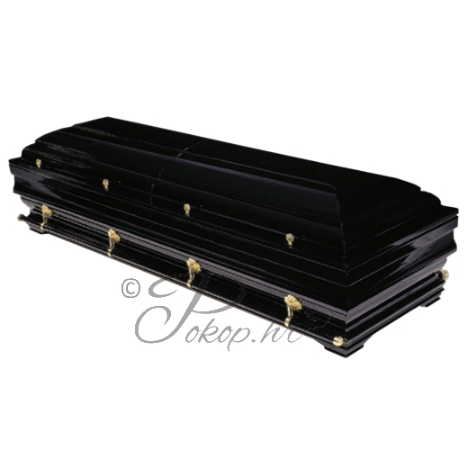 Coffin M255 - exclusive black