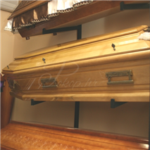 Coffin T-150G - italian bright