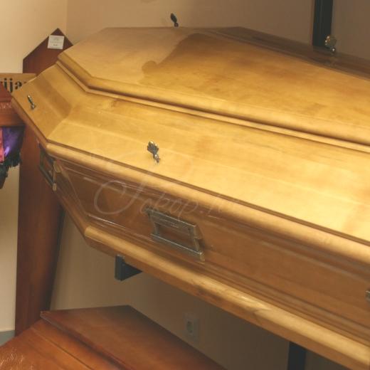 Coffin T-150G - italian bright