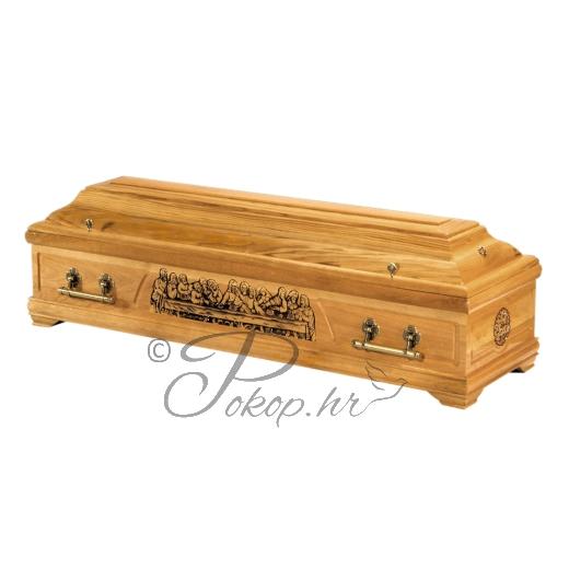 Coffin M225 oak