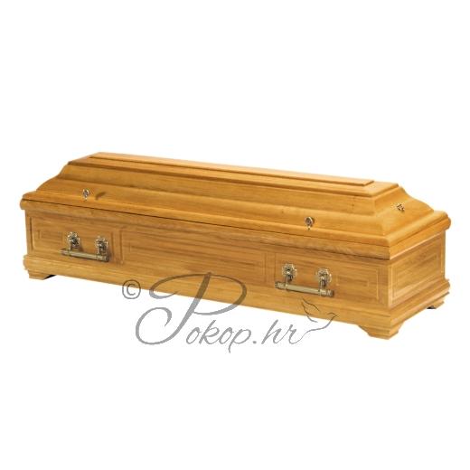 Coffin M240 oak