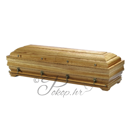 Coffin M285 oak