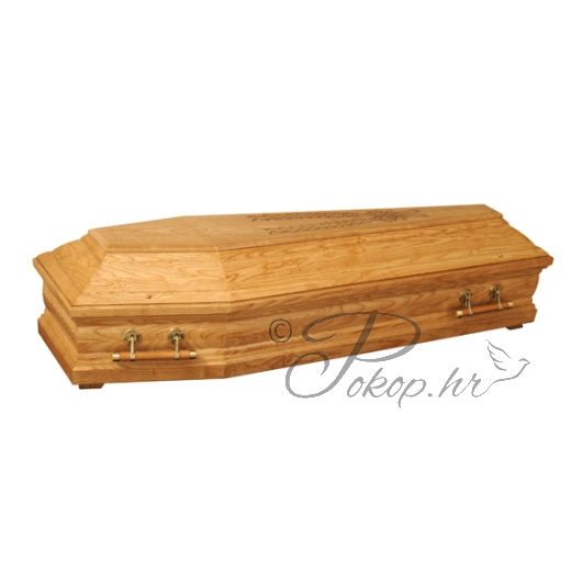 Coffin M23 oak