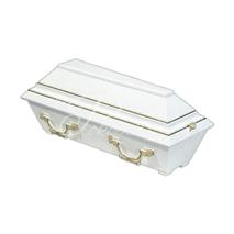 Coffin for children 130 cm white