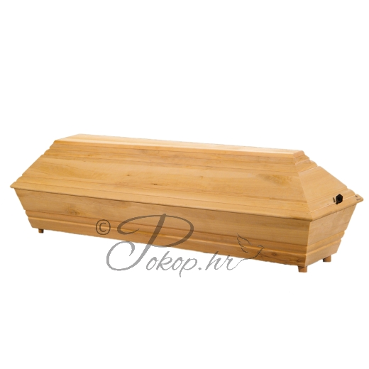 Coffin for cremation standard
