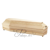 Coffin for cremation french