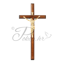 Decorative cross nr. 10 wooden