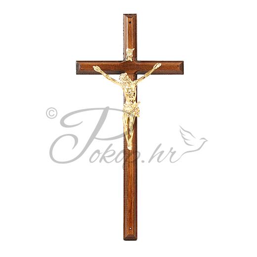 Križić ukrasni br. 10 drveni
