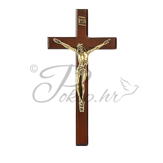 Križić ukrasni br. 5 drveni