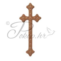 Križić ukrasni br. 4 pravoslavni