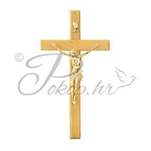 Križić ukrasni drveni svijet. V