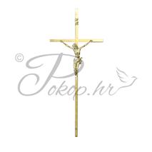 Križić ukrasni br. 11 zlatni P