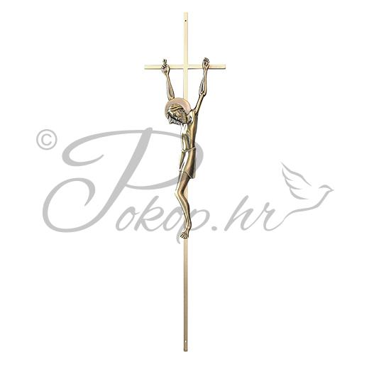 Križ za lijes alu. br. 4