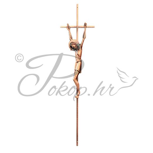 Križ za lijes alu. br. 6