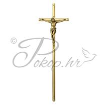 Križ za lijes alu. br. 10