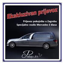 Prijevoz pokojnika ZGB - EX