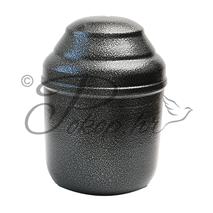 Urn AL-16 ZP silv-black