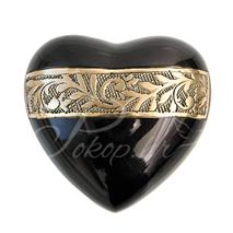 Spomen urna srce bronca