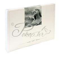 Memorial book white-angel