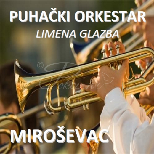 Brass band - Miroševac