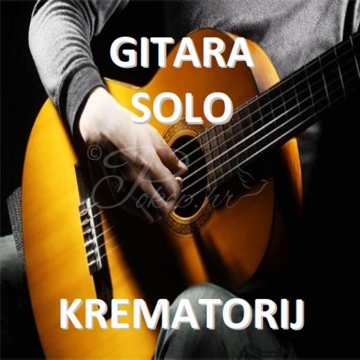 Gitara solo - Krematorij