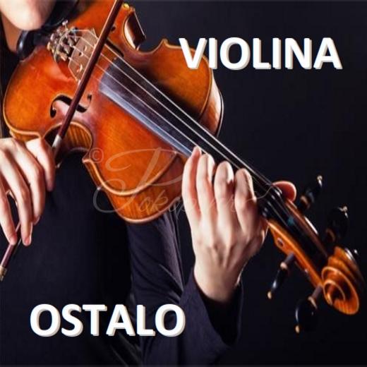 Violina - Ostalo