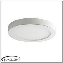 Nadžbukna kružna panel svjetiljka ELDN-R