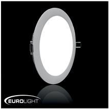 Ugradbena kružna panel svjetiljka ELDU-R
