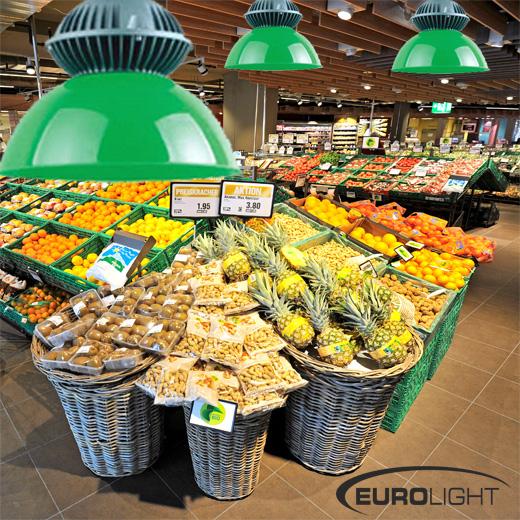 LED visilice za voće i povrće